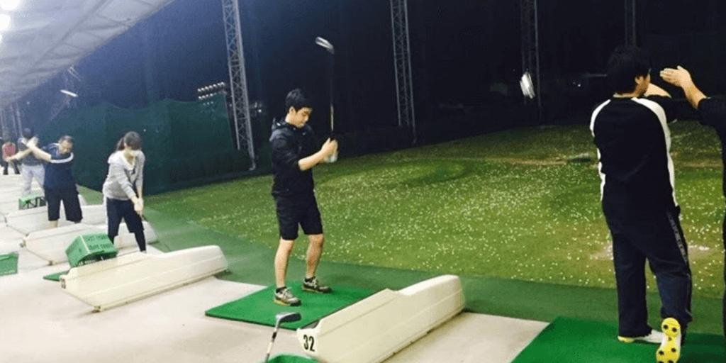 ゴルフ練習